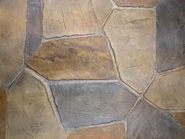 Flagstone Stamp Concrete